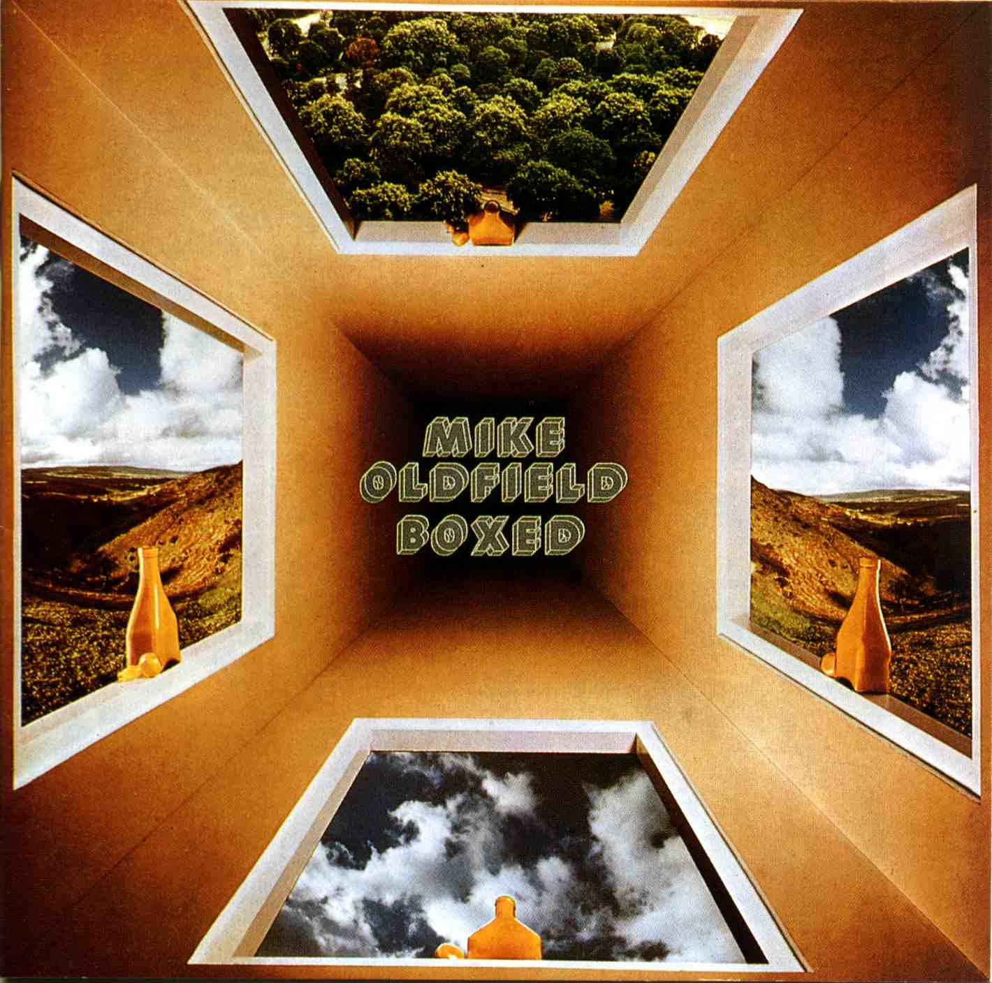 Amadian The Mike Oldfield Discography I